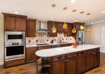 Featured Kitchen Burke 400x284 - Kitchens