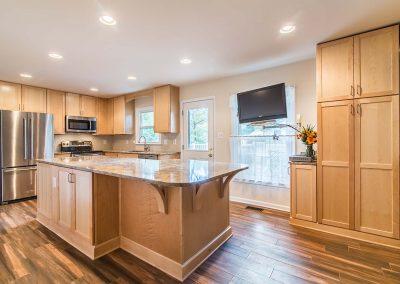 Featured Kitchen Springfield 400x284 - Kitchens